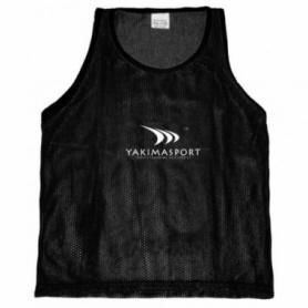 Манишка юниорская Yakimasport черная (YS-100370J)
