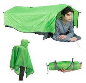 Палатка одноместная ультралегкая KingCamp Atepa 3-IN-1 Tent (AT4001)