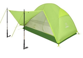 Палатка ультралегкая KingCamp Atepa Hiker I (AT2001)