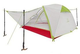 Палатка трехместная ультралегкая KingCamp Atepa Hiker III (R338)