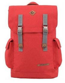 Рюкзак туристический KingCamp Redwood красный, 25 л (R319)