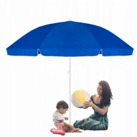 Зонт пляжный (садовый) усиленный Springos, 240 см (BU0003)