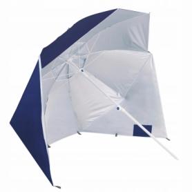 Зонт-тент пляжный 2 в 1 Springos XXL, 180 см (BU0015)