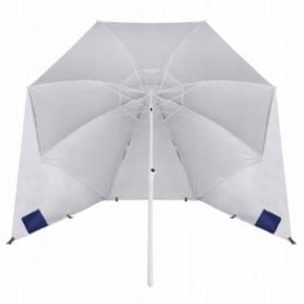 Зонт-тент пляжный 2 в 1 Springos XXL, 180 см (BU0015) - Фото №2