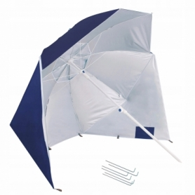 Зонт-тент пляжный 2 в 1 Springos XXL, 180 см (BU0015) - Фото №4