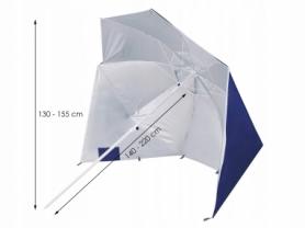 Зонт-тент пляжный 2 в 1 Springos XXL, 180 см (BU0015) - Фото №6