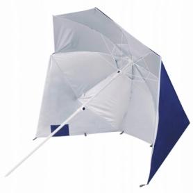 Зонт-тент пляжный 2 в 1 Springos XXL, 180 см (BU0015) - Фото №10