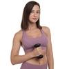 Гантель для фитнеса виниловая Zelart розовая, 1,5 кг (TA-2777-1_5_PNK) - Фото №5