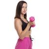 Гантель для фитнеса виниловая Zelart розовая, 3 кг (TA-2777-3_PNK) - Фото №4