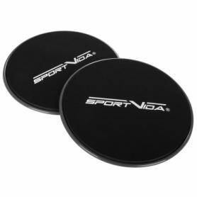 Диски (слайдеры) для скольжения (глайдинга) SportVida Sliding Disc (SV-HK0378)