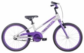 "Велосипед детский Apollo NEO girls 20"" Brushed Alloy / Lavender / Purple Fade (SKD-85-57)"