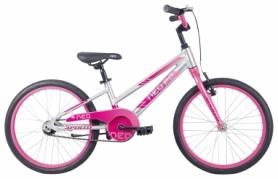 "Велосипед детский Apollo NEO girls 20"" Brushed Alloy / Pink / Dark Pink Fade (SKD-90-87)"