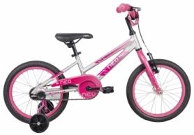 "Велосипед детский Apollo NEO girls 16"" Brushed Alloy / Pink / Dark Pink Fade (SKD-78-42)"