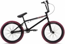 """Велосипед BMX Stolen CASINO 20.25"""" 2021 BLACK & BLOOD RED (SKD-41-82)"""
