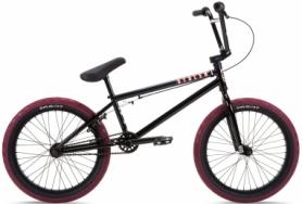 """Велосипед BMX Stolen CASINO XL 21.00"""" 2021 BLACK & BLOOD RED (SKD-37-00)"""