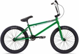 """Велосипед BMX Stolen HEIST 21.00"""" 2021 DARK GREEN W/ CHROME (SKD-43-40)"""