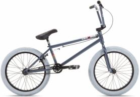"""Велосипед BMX Stolen HEIST 21.00"""" 2021 2 SHADES OF GREY (SKD-41-95)"""