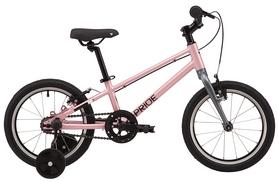 "Велосипед детский Pride GLIDER 16"" 2021 розовый (SKD-67-55)"