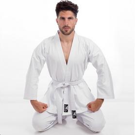 Кимоно для карате Bad Boy белое (VL-8191)