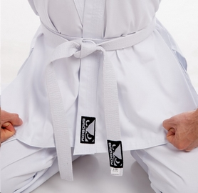 Кимоно для карате Bad Boy белое (VL-8191) - Фото №3