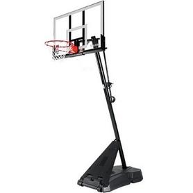 """Стойка баскетбольная портативная Spalding Angled Pole 54"""" (75746CN)"""