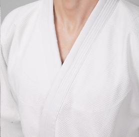 Кимоно для дзюдо Bad Boy белое (VL-8192) - Фото №4