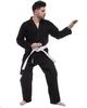 Кимоно для джиу-джитсу Hard Touch черное (JJS)