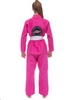 Кимоно для джиу-джитсу женское Hard Touch розовое (JJSL) - Фото №2