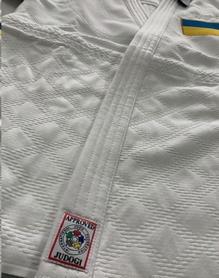 Кимоно для дзюдо Adidas Judo Uniform Champion 2 Olympic белое - Фото №4