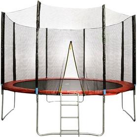 Батут с защитной сеткой HouseFit, 300 см (HSF 10FT)