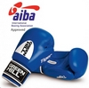 Перчатки боксерские Green Hill Tiger (лицензия AIBA) синие
